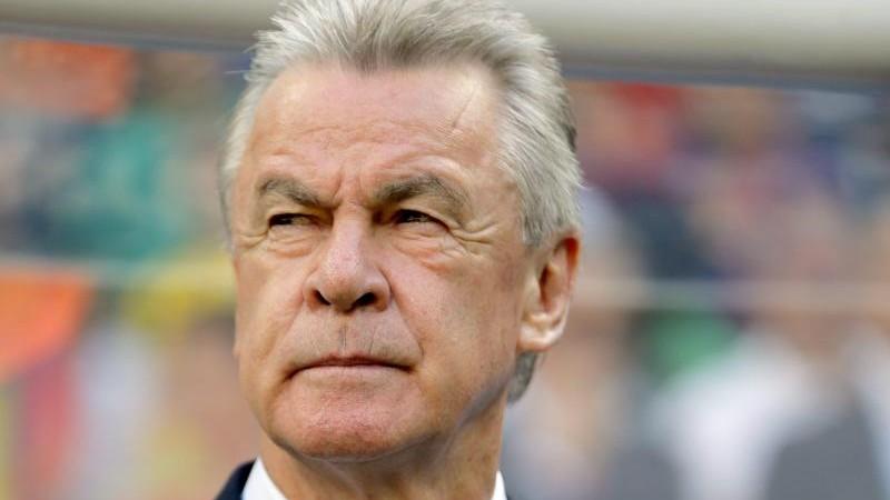 """Hitzfeld: """"Ich bin froh, dass ich nicht mehr Trainer bin"""""""