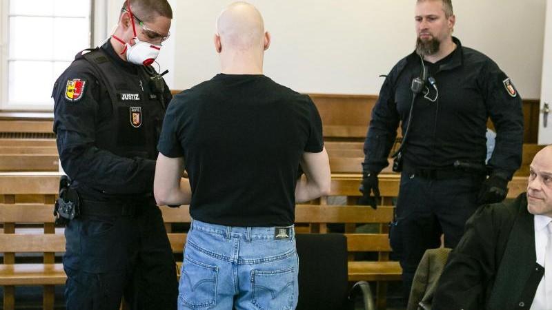 """Haftstrafe für mutmaßliches Mitglied des """"Aryan Circle"""""""