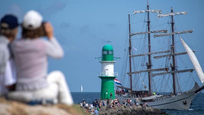 Hanse Sail wegen Corona-Pandemie für dieses Jahr abgesagt