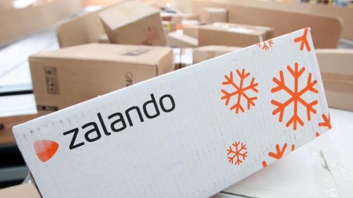 Zalando erwartet wegen Viruskrise 2020 Umsatzwachstum