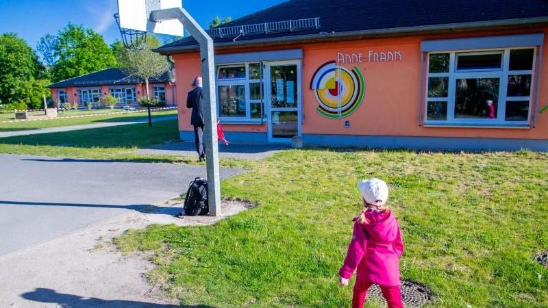Viele Kinderfragen zum Ende der Krise in Schweriner Kita