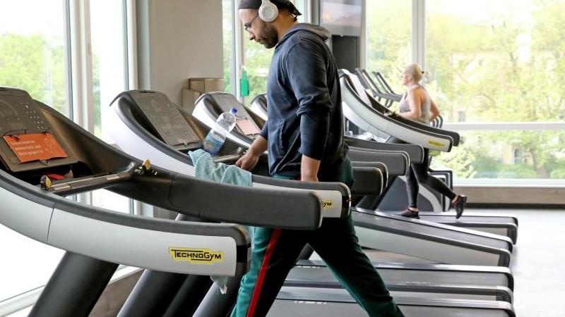 Fitnessstudios dürfen in Hamburg wieder öffnen