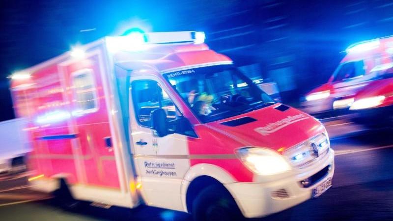 Fünf Verletzte bei einem Unfall mit Berliner Nachtlinien-Bus