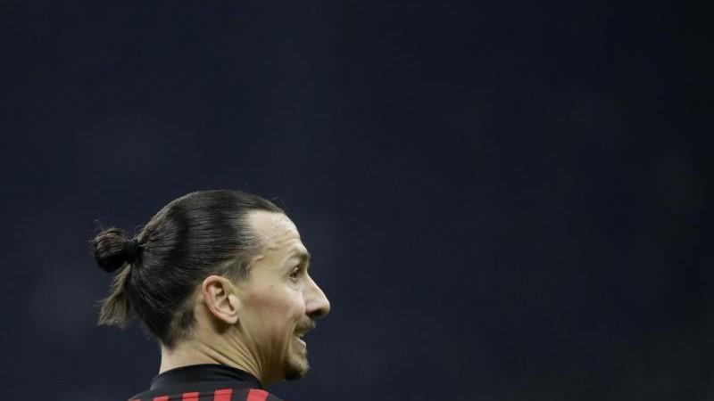 AC Mailand: Ibrahimovic erholt sich gut von Muskelverletzung