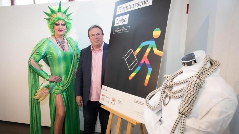 Homosexuelle im Fokus des Auswanderermuseums