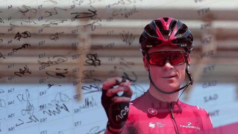 Viermaliger Tour-Sieger Froome verlässt Team Ineos