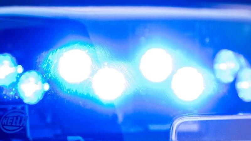Brandanschlag auf Polizeirevier: 23-Jähriger unter Verdacht