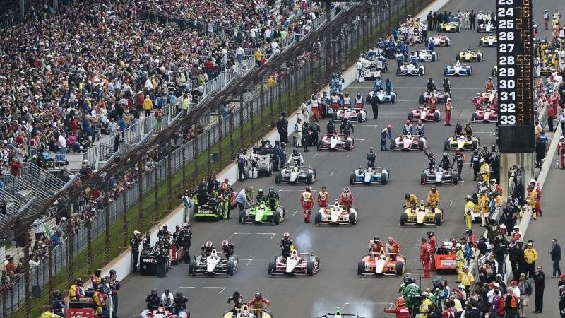 Indy 500 wegen Coronavirus-Pandemie ohne Fans