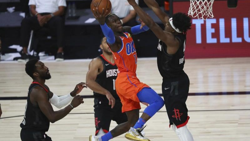 NBA-Überraschungen: Lakers, Bucks und Thunder verlieren