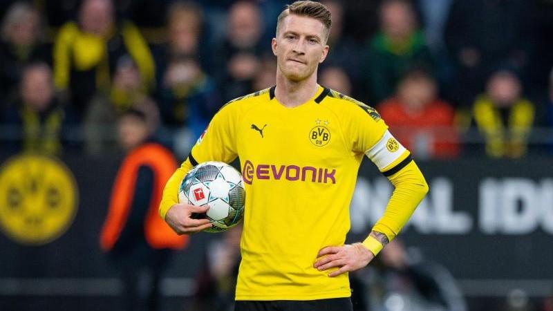 Comeback für Reus: Rückkehr ins Teamtraining geplant
