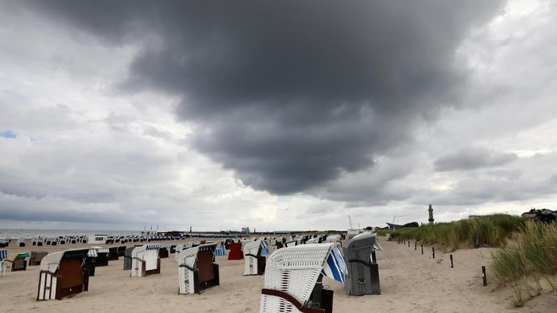 Wechselhaftes Wetter am Wochenende in Mecklenburg-Vorpommern