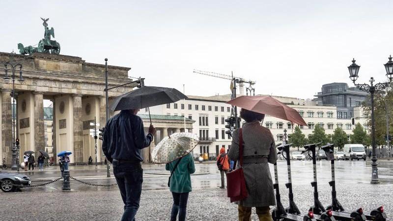 Wechselhaftes Wetter am Wochenende in Berlin und Brandenburg