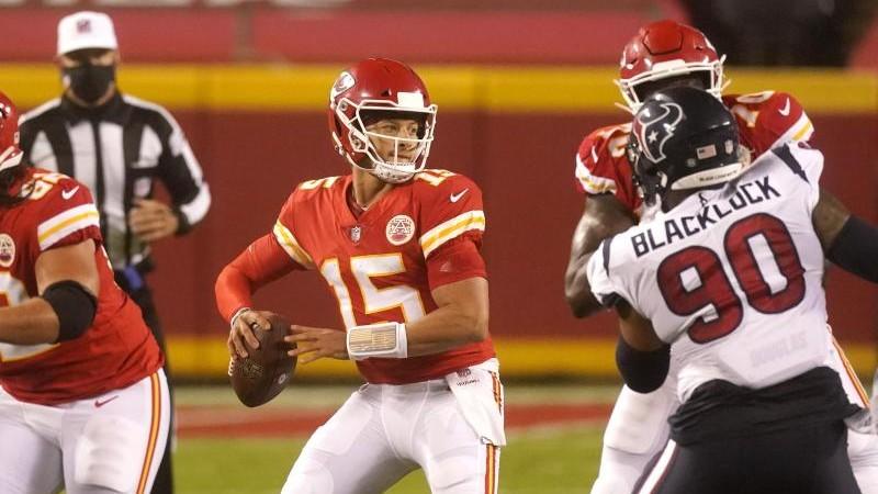 Super-Bowl-Champion Kansas City gewinnt NFL-Saisonstart