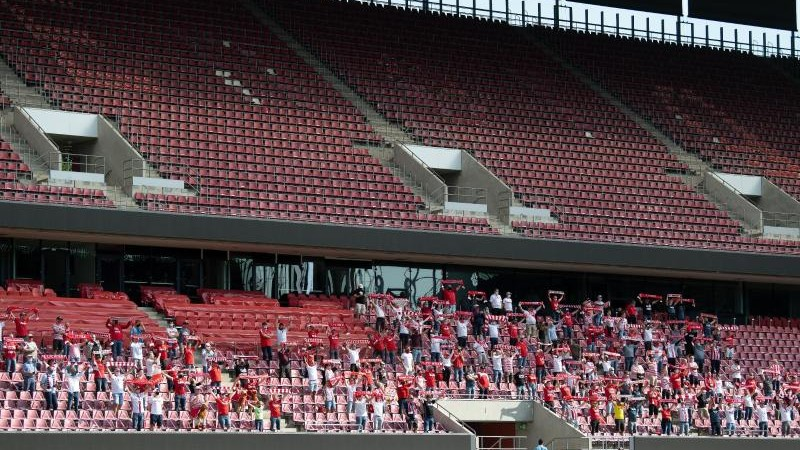 FC Köln plant mit 9200 Zuschauern