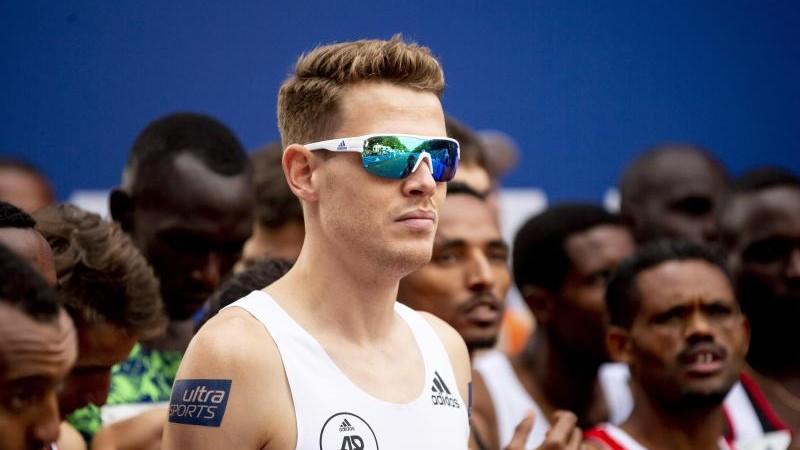 Marathon-Läufer Pflieger mit Doppel-Start in Berlin