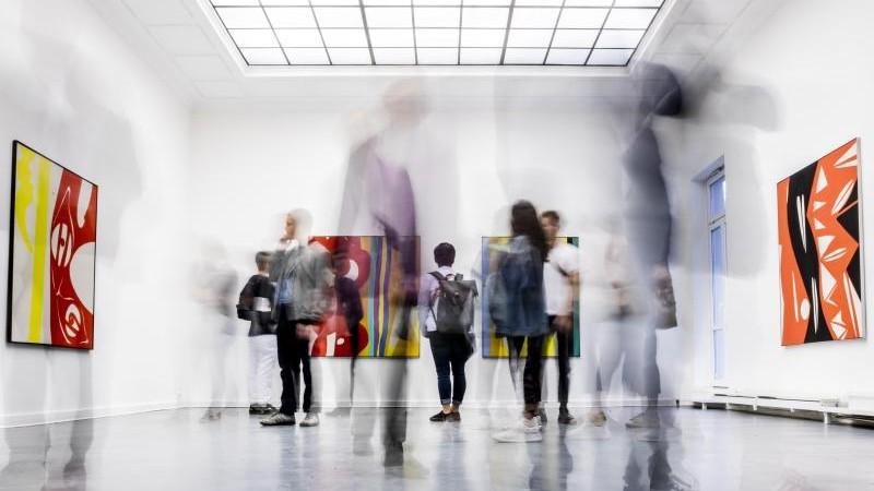 Bund stützt Galerien mit 16 Millionen Euro