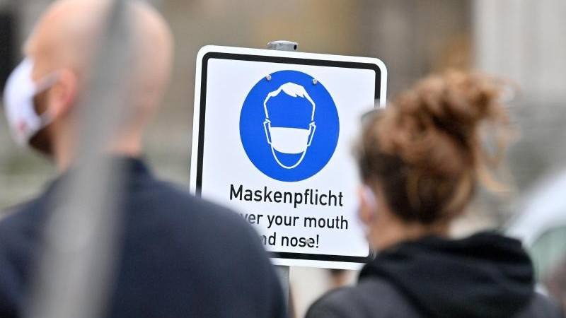 Schleswig-Holstein: Verschärfte Maskenpflicht tritt in Kraft