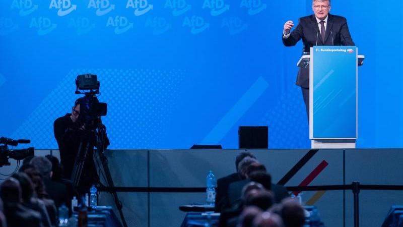 Meuthen will mehr Disziplin in der AfD