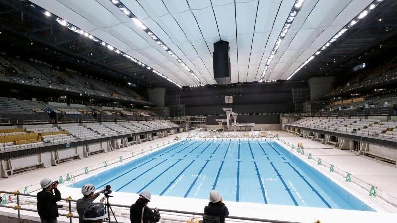 Erster Olympia-Test in Tokio wird wegen Notstand verschoben