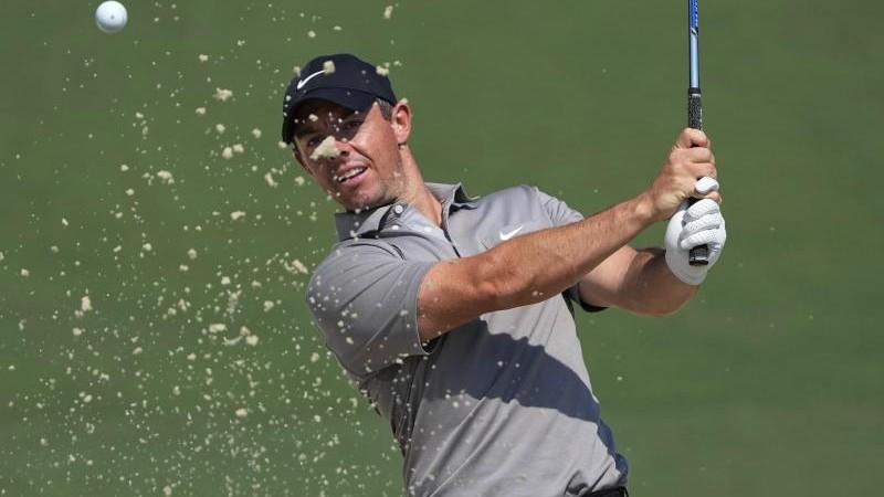 Golfstar McIlroy siegt zum dritten Mal in Charlotte