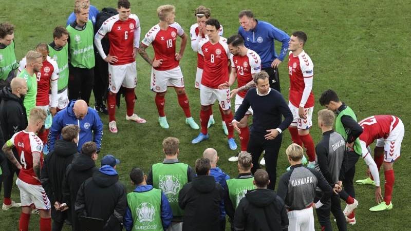 Fußball - Nach Schock von Kopenhagen: Eriksen lächelt wieder
