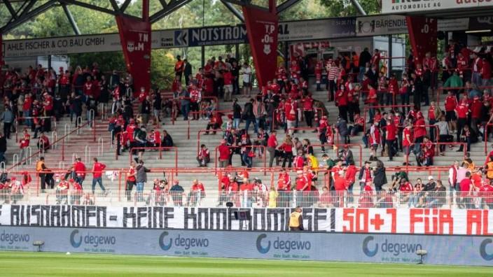 Soccer – Berlin – Union receives Wolfsburg: Hertha demanded in Frankfurt – Sport