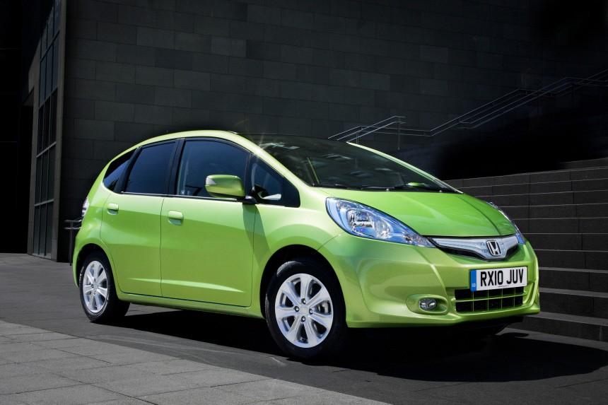 Honda Jazz Hybrid: Weltpremiere auf dem Pariser Autosalon 2010