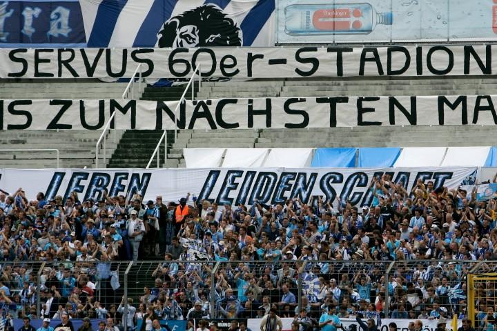 TSV 1860 Munich v LR Ahlen