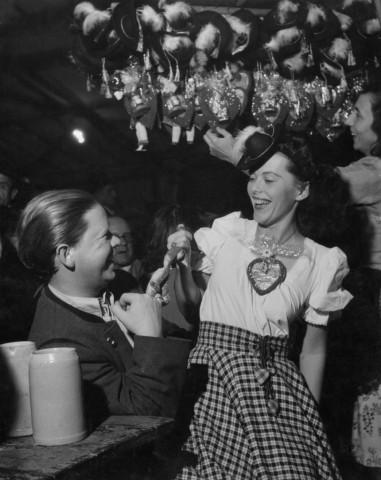 Oktoberfest in München, 1948