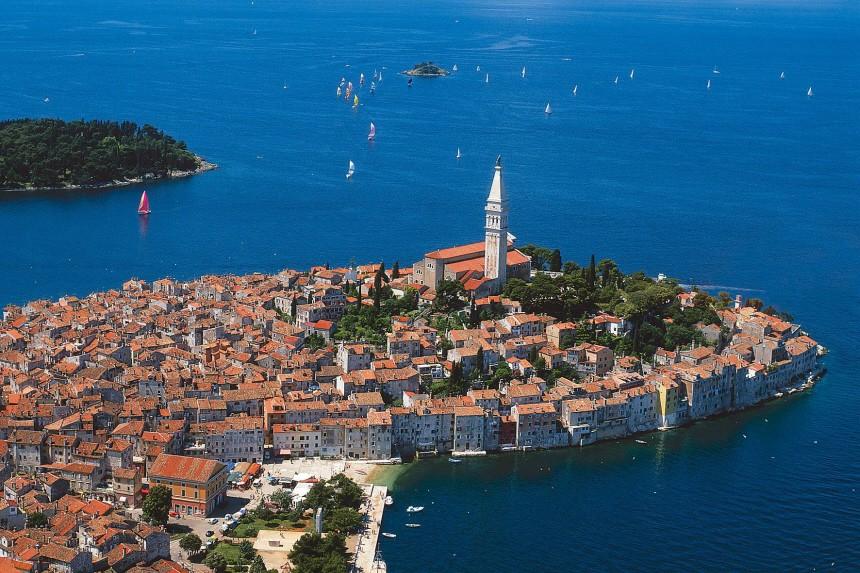 Europa Kroatien Istrien, ddp