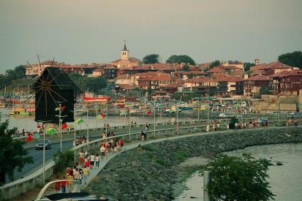 Nessebar Bulgarien, iStock