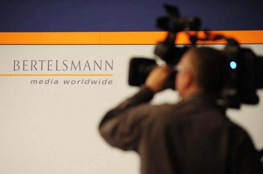 Bilanzpressekonferenz Bertelsmann AG
