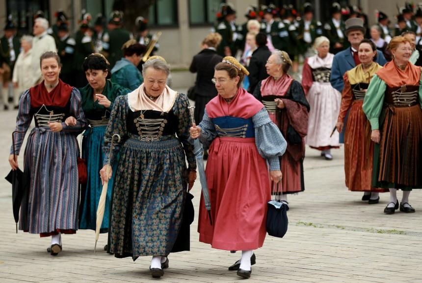 Oktoberfest 2010 - Opening 'Historical Wiesn'