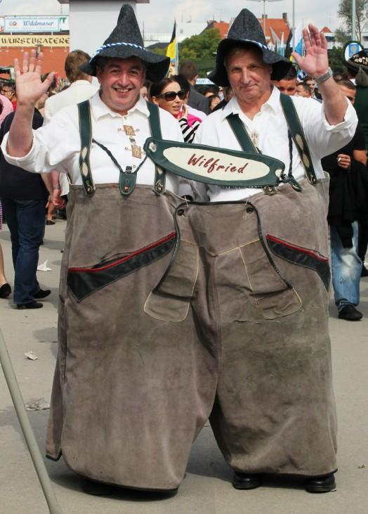Oktoberfest 2010 - Opening Day