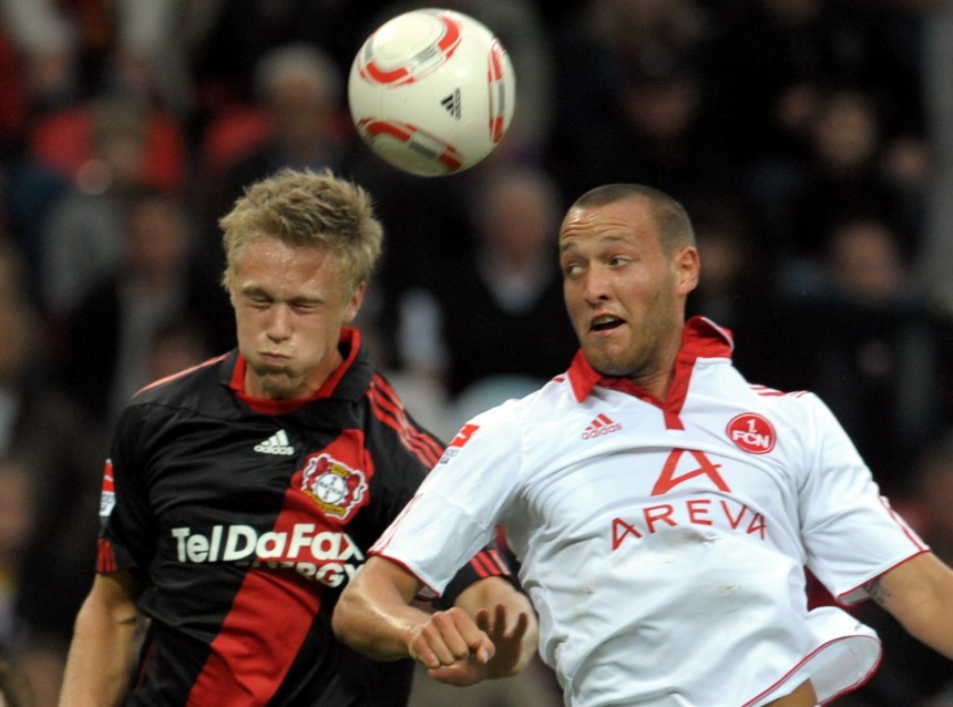Bayer 04 Leverkusen - 1. FC Nürnberg