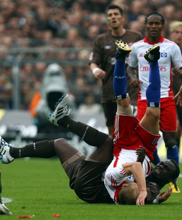 FC St. Pauli v Hamburger SV - Bundesliga