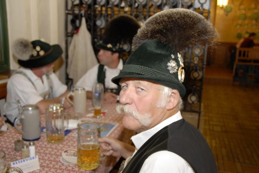 Münchner Hofbräuhaus feiert 400 jähriges Jubiläum, 2007