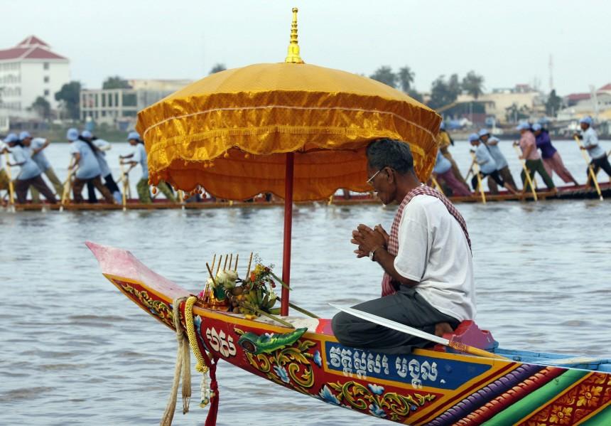Asien Kamobdscha Phnom Penh, Reuters