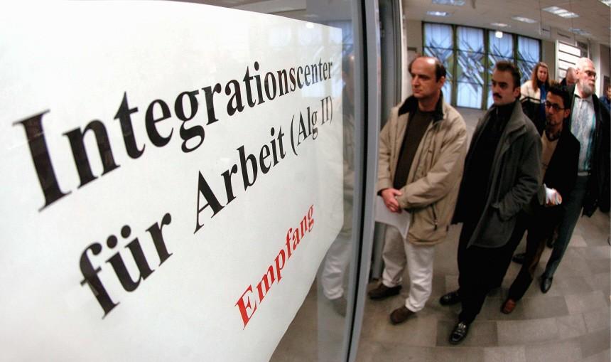 Staatssekretaer Andres kuendigt Aenderungen bei 'Hartz IV' an