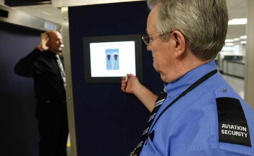 Flugsicherheit Körperscanner, Reuters