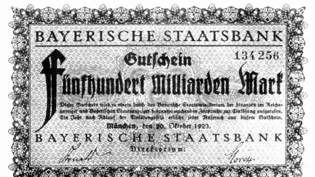 Ewige Versuchung - die Staatsschulden steigen wieder