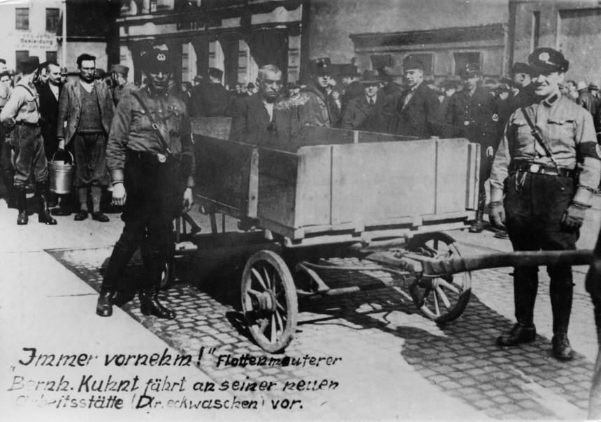 Jüdisches Museum - Ausstellung Zwangsarbeit
