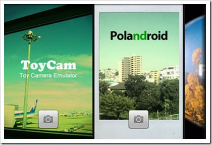 Android Apps FX Camera
