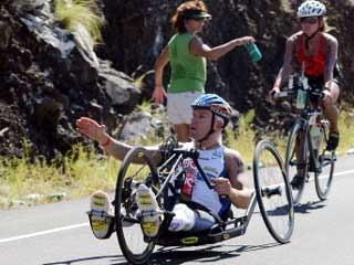 Ironman Marc Herremans