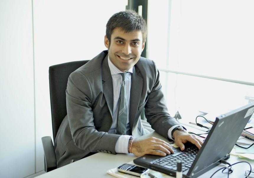 Allianz Mitarbeiter Prashant Grover