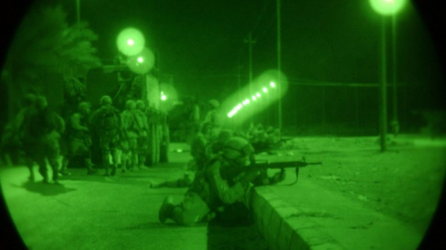 US-Offensive in Nadschaf, 2004