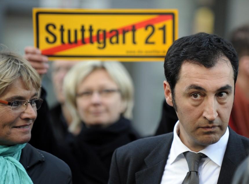 Proteste gegen 'Stuttgart 21' erreichen Berlin