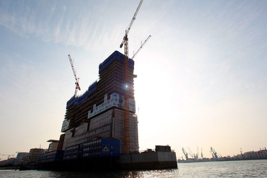 Elbphilharmonie Concert Hall To Open Related