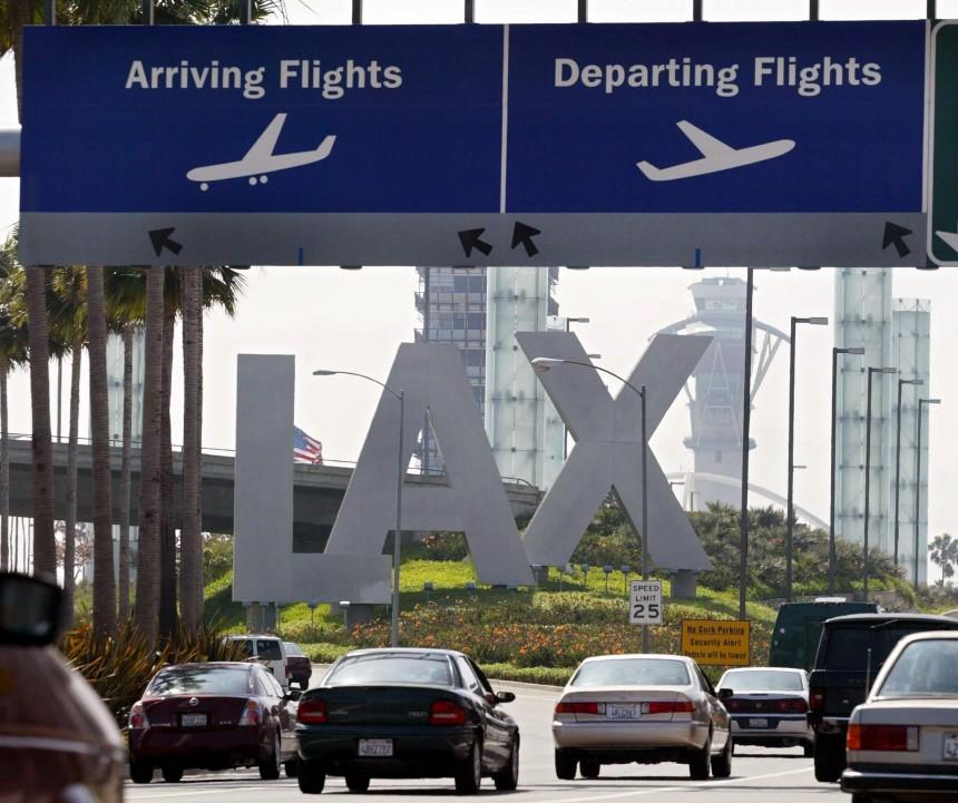 Flughafen Los Angeles Übernachten