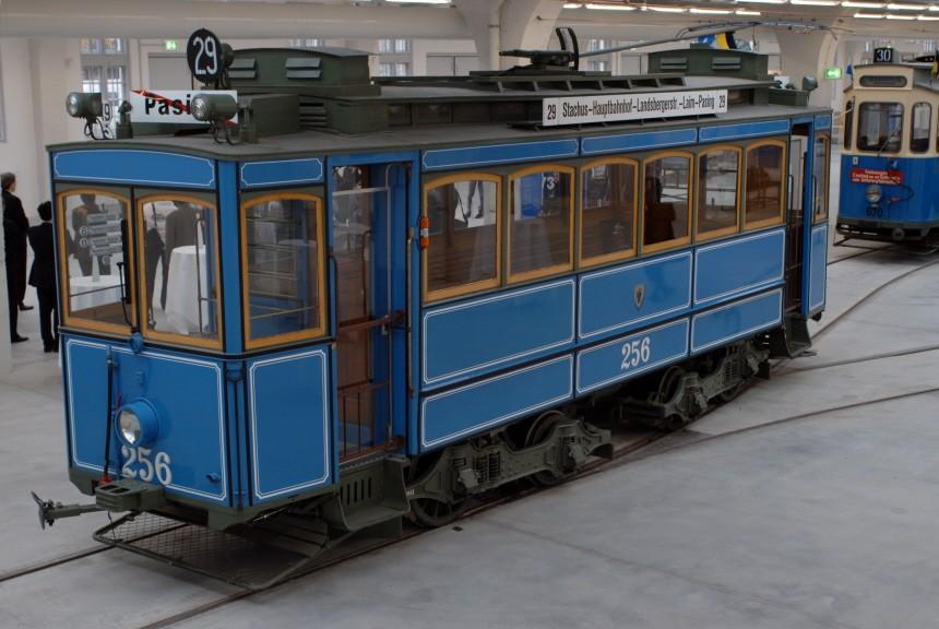 Museum der Münchner Verkehrsgesellschaft, 2007